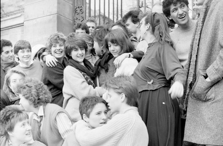 LGBT Coop members, 1986